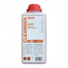 Alcohol isopropanol cleanser drunk limpieza para placas de circuito 1L art. 033