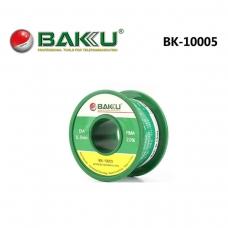 BAKU BK-10005 50G alambre de estaño 0.5mm