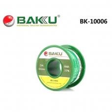BAKU BK-10006 50G alambre de estaño 0.6mm
