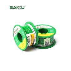 BAKU BK-10008 50G alambre de estaño 0.8mm