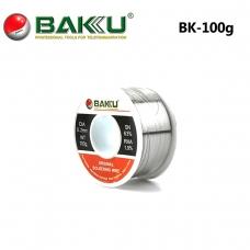 BAKU BK-100G alambre de estaño 0.2mm