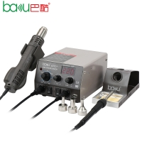 BAKU BA-601D+ estación de aire caliente y soldadura