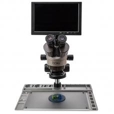 BAKU BA-011 microscopio profesional para reparaciones de moviles