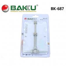 BAKU BK-687 soporte ajustable para placas