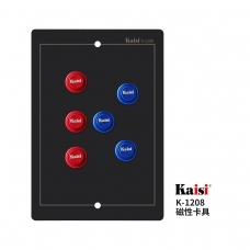 KAISI K-1208 pinzas magneticas
