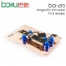 BAKU BA-693 soporte magnético resistente al calor para placas
