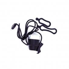 No brand lámpara con enchufe USB en bote
