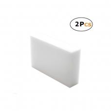 Esponja blanca 2pcs
