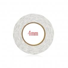 3M cinta doble cara transparente 4mm
