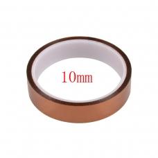 Cinta Kapton resistente a alta temperatura 10mm