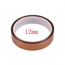 Cinta Kapton resistente a alta temperatura 12mm
