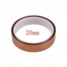 Cinta Kapton resistente a alta temperatura 20mm