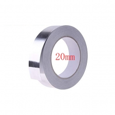 Cinta aislante térmica plata 20mm