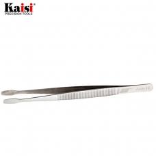 KAISI Aaa-16 pinza profesional punta espatula