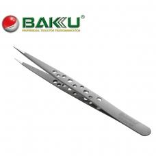 BAKU BK-V9 SS-SA pinza profesional punta recto