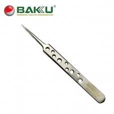 BAKU BK-V9 4A-SA pinza profesional punta recto