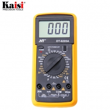 KAISI NT-9205A multimetro digital moderno