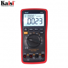 KAISI K-9033 multimetro digital moderno