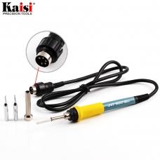 KAISI 907-A cautín de punta fina para soldadura con aguja
