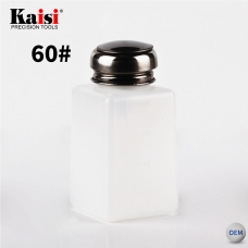 KAISI M60 bote vacio de dispensador para alcohol