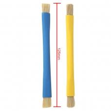 KAISI herramienta cepillo limpiador doble punta