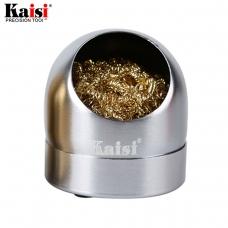 KAISI limpiador de alambre para puntas plata