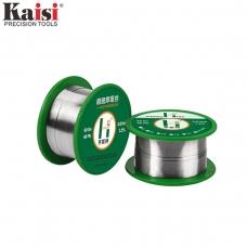 KAISI HST 0.3 alambre de estaño verde