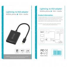 ONTEN OTN-755106 Adaptador VGA para Lightning