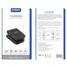 ONTEN OTN-9167S Reproductor de pantalla HD portatil