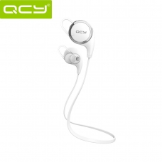 QCY QY8 SPORTS BLUETOOTH AURICULARES BLANCO