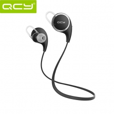 QCY QY8 SPORTS BLUETOOTH AURICULARES NEGRO