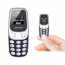 BM10 WIRELESS DIALER MINI PHONE AZUL