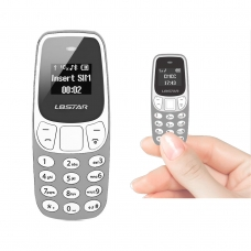 BM10 WIRELESS DIALER MINI PHONE GRIS