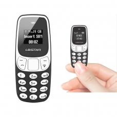 BM10 WIRELESS DIALER MINI PHONE NEGRO