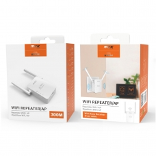 MTK RT634 Repetidor Wifi Inalámbrico blanco