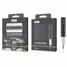 MTK RT638 Receptor bluetooth con conector 3.5mm negro