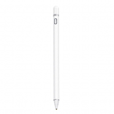 LAPIZ CAPACITIVO/ACTIVE STYLUS PEN PARA APPLE/ANDROID/WINDOWS 2ª GENERACIÓN BLANCO
