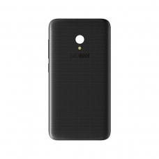 Carcasa trasera negra para Alcatel U5 4G/OT5044