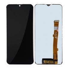 Pantalla completa compatible para Alcatel 3X 2019/OT5048 negra