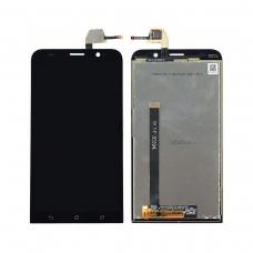 Pantalla completa compatible para Asus Zenfone 2 ZE551ML/Z00AD negra