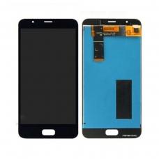 Pantalla completa compatible para Asus Zenfone 4 Max plus ZC550TL negra