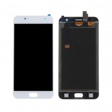 Pantalla completa compatible para Asus Zenfone 4 Selfie ZB553KL blanca