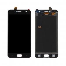 Pantalla completa compatible para Asus Zenfone 4 Selfie ZB553KL negra