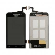 Pantalla completa compatible para Asus Zenfone 4 A400CG negra