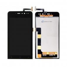 Pantalla completa compatible para Asus Zenfone 4 A450CG negra