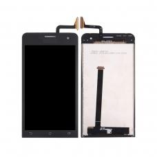 Pantalla completa compatible para Asus Zenfone 5 A500CG/A501CG/A502CG/A500KL negra
