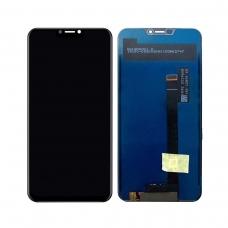 Pantalla completa compatible para Asus Zenfone 5 ZE620KL negra