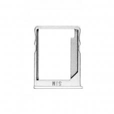 Bandeja SIM para BQ Aquaris M4.5/A4.5/M5 blanca