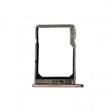 Bandeja micro SD rosa BQ Aquaris X5 Plus