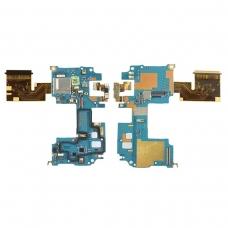 Placa auxiliar con micrófono y accesorios HTC One M8
